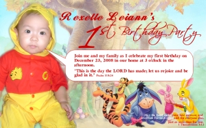 Rexelle Leiann's Birthday Card